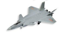 J-20 Black Eagle PLAAF, China