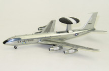 USA Air Force Boeing Sentry (707-300) 71-1407 Polished With Stand
