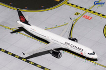 Air Canada A321-200 (New Livery) C-GJWO Gemini Diecast Display Model