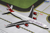 Virgin Atlantic A340-600 (New Livery) G-VEIL Gemini Diecast Display Model