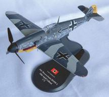 Bf 109F-2 General of Fighters Oblt. Adolf Galland, December, 1941