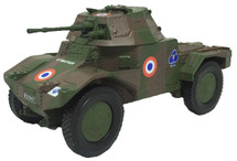 AMD Panhard 178 Armored Reconnaissance Vehicle - French Army, 1940