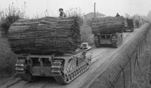 Churchill Mk.IV AVRE with Fascines – 79th Armoured Division, British Army, Gold Beach, D-Day