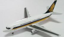 Singapore Airlines B737-100 Reg# 9V-BFF