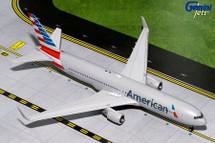 American B767-300(W) N393AN Gemini Diecast Display Model