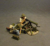 Vickers Heavy Machine Gun Team, The Gallipoli Campaign 1915 (3pcs)