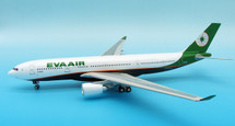 Eva Air Airbus A330-200 B-16310 with stand