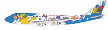 All Nippon Airways Boeing 747-400 JA8964 Pokemon 1999 Livery With Stand