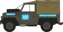 Land Rover 1/2-Ton Lightweight United Nations Diecast Model