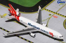 Martinair MD-11CF PH-MCP (Final Flight) Gemini Diecast Display Model