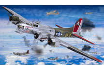 B-17G Flying Fortress 42-97880/DF-F Little Miss Mischief USAAF