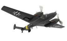 Bf 110E-2 G9+LN, Oblt. Heinz-Wolfgang Schnaufer, Nachtjagdeschwader 1, 1942