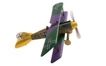 Albatros D.Va, Lt. Lothar Weiland, Jasta 5, Seefrontstaffel 1, 1918