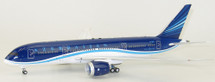 Azerbaijan Airlines AZAL AHY Boeing 787-8 Dreamliner VP-BBS With Stand