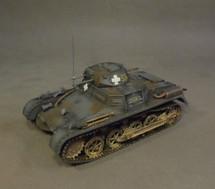 Panzerkampfwagen I Ausf. A, Invasion of Poland, WWII, 5. Kompanie, 4th Panzer Division, 2 pieces