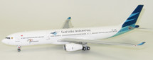 Garuda Indonesia Airbus A330-341 PK-GPE With Stand Limited 48pcs