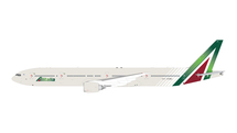 Alitalia B777-300ER (New Livery) EI-WLA Gemini Diecast Display Model