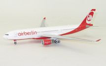 Air Berlin Airbus A330-200 D-ABXF With Stand - Limited 100 Models