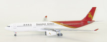 Shenzhen Airlines Airbus A330-300 B-8865 w/ Stand