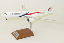 Malaysia Airlines Airbus A350-900 9M-MAB With Stand