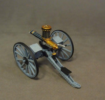 British Naval Brigade Gatling Gun (3 pcs), The First Sudan War 1884-1885