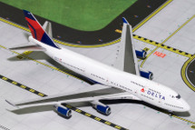 Delta Air Lines B747-400 (Final Flight) N662US Gemini Diecast Display Model