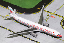 TAP Air Portugal A330-300 Retro Livery CS-TOV Gemini Diecast Display Model