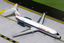 Allegheny DC-9-30 (Polished) N940VJ Gemini Diecast Display Model