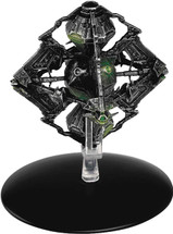 Borg Queen`s Ship Octahedron-Shaped Starship