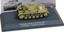 Sd.Kfz.121 Pz.Kpfw.II Ausf.F 21st Panzer Division, German Afrika Korps, Gambur, Libya, World War II