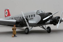 Ju 52 `Immelmann 2`, flown by Hans Baur for Adolf Hitler Display Model
