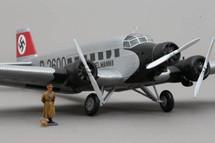 Ju 52 `Immelmann 2`, flown by Hans Baur for Adolf Hitler Display Model