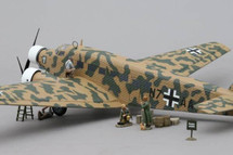 Ju 52 Tropical Camouflage Display Model