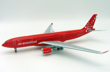 Air Greenland Airbus A330-200 OY-GRN With Stand