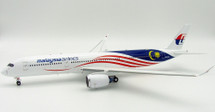 Malaysia Airlines Airbus A350-900 9M-MAC With Stand