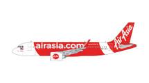 AirAsia A320neo 9M-AGA Gemini Diecast Display Model