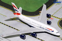 British Airways A380 G-XLEC Gemini Diecast Display Model