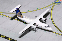 United Express Dash 8-200, N365PH Gemini Diecast Display Model