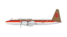 Continental Express CV-580, N73106 Gemini Diecast Display Model