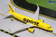 Spirit A320neo N902NK Gemini Diecast Display Model
