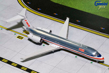 TWA/American Airlines 717-200, N426TW Gemini Diecast Display Model