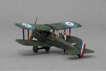 S.E.5a RAF, Flown by Australian Pilot Major Roderick Dallas Display Model