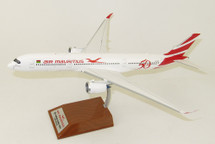 Air Mauritius Airbus A350-900 3B-NBP 50th anniversary With Stand