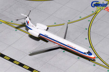 American Eagle Embraer ERJ 145, N639AE Gemini Diecast Display Model