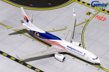 Malaysia Airlines 737-800, 9M-MXS Nagaraku Gemini Diecast Display Model