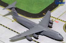 C-5M Super Galaxy USAF, Travis AFB, CA Gemini Diecast Display Model