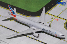 American Airlines 777-300ER, N721AN Gemini Diecast Display Model