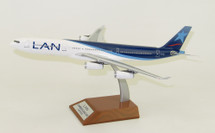 LAN Airlines Airbus A340-300 CC-CQC With Stand
