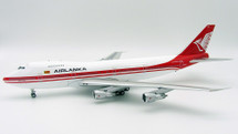 "AirLanka Boeing 747-200 4R-ULF ""King Vijaya"" With Stand - Limited to 100 Models"