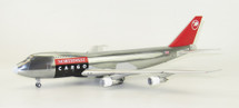 Northwest Airlines Cargo Boeing 747-200 N618US With Stand 100 models